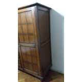 Mueble Ropero Antiguo Impecable Vintage Americano