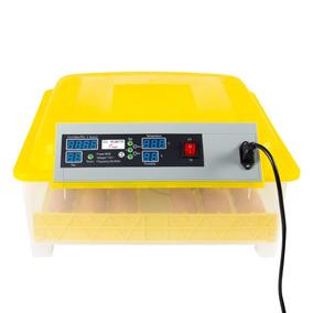 Incubadora Pollos Volteador 48 Huevos Automatica Msi