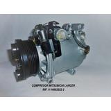 Compresor Aire Acondicionado Mitsubishi Lancer Glx Touring