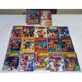 Conan O Bárbaro, Espada Selvagem De Conan - Vários Números!