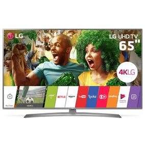 Smart Tv Led 65 Ultra Hd 4k Lg 65uj6585 Wi-fi Hdmi E Usb