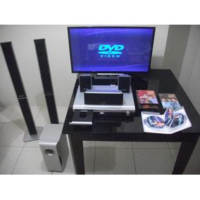 Panasonic Cine En Casa - Usado 10/10 Cambios Paypal Env Grat