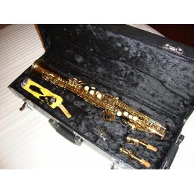 Saxofone Soprano Csr By Ivan Meyer + Boquilha Bari