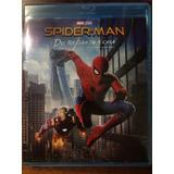 Blu-ray Hombre Araña Regreso A Casa / Spiderman Homecoming