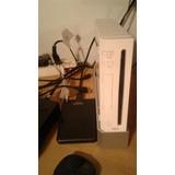 Nitendo Wii + 610 Juegos Disco 1t + 3 Controles Caba