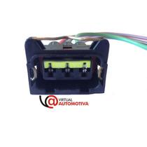 Chicote Plug Conector Cebolão Radiador Gol/santana/parati