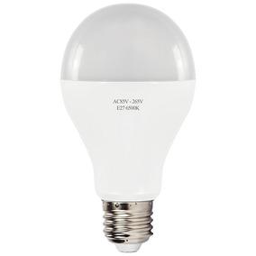 Lampada Bulbo 9w Led A60 Bivolt 3u 4u Econômica E27