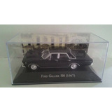 Miniatura Carro Inesqueciveis Ford Galaxie 500 1967