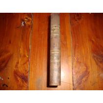 Antiguo Libro De Lucas Alaman Históría De México