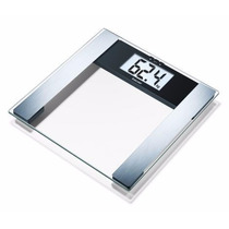 Bascula Digital Para Baño Cristal Templado Presicion 180 Kg