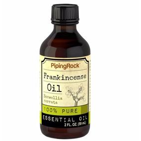 Aceite Esencial De Incienso Frankincense 100% Puro 59ml