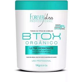 Botox Orgânico Forever Liss 1kg + Brinde
