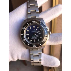Rolex Deepsea 44mm Acero Inoxidable Contra Agua