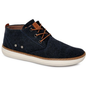 Bota Masculina West Coast Jeans 118617-32 Azul Marinho