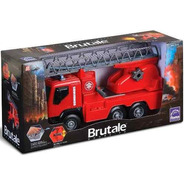 Camion Bomberos Brutale Marca Roma Gran Calidad 1510