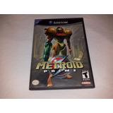 Juego Metroid Prime Nintendo Gamecube O Wii