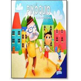 Pinóquio - Coleção Um Livro Pop-up De Contos