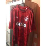 Camisa Flamengo Flamengueira 2014 Tam Gg Autografada Por Zic