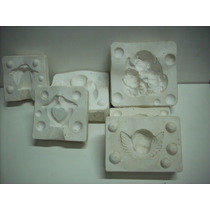 Moldes De Yeso Para Ceramica