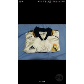 Camiseta Real Madrid Teka Temporada 1999 En Buen Estado 568be2b14806d