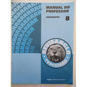 Livro Revisanglo Terceirão Manual Do Professor Geografia 8