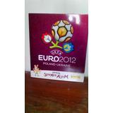 Album De Colección Euro Copa 2012