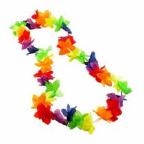 12 Collares Hawaianos Para Fiestas Y Eventos