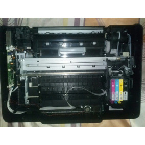 Carcasa Inferior Con Accesorios De Impresora Hp 4615