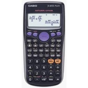 Calculadora Científica Casio Fx-82es Frete Gratis- Original