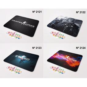 Mouse Pad Gamer Counter Strike Cs Go Csgo Fps Mousepad