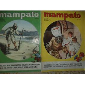 Vendo Revistas Mampato $ 2300 C/u.