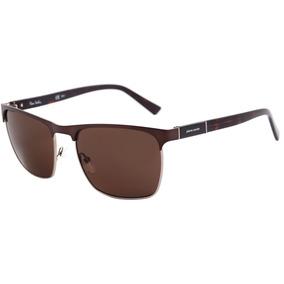 Pierre Cardin Pc 6828 S - Óculos De Sol Slm X1 Marrom Fosco