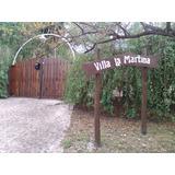 Casa En La Serranita Para 6 Personas La Martina