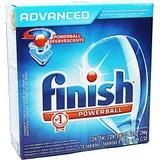 Detergente Maquina De Lavar Louças Finish Powerball Tablets