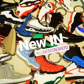 Llaveros Sneakers Nike adidas