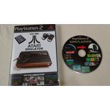 Emulador De Atari 2000 Jogos Para Play2 Dvd