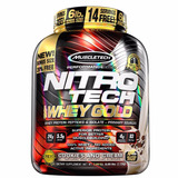 Whey Nitrotech Gold 2,72kg 83 Doses