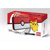 Consola New 2ds Xl Edicion Pokemon