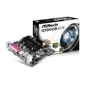 Kit Intel Q1900b-itx Quad Core, 4gb Ddr3 1333 Mhz