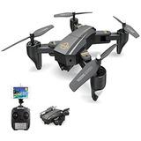 Drone Dm95 Visitor, Camara Hd + Control Remoto + Aplicación