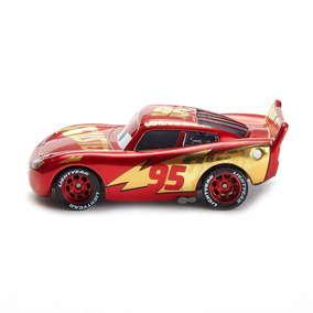 Disney Carros 3 Rust Eze Racing Center Mcqueen Ffj52 Mattel