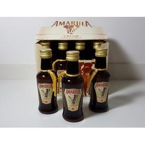Licor Amarula 50ml - Kit 12 Unidades - Frete Grátis