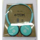 Auricular Con Vincha Tdk Td-120 (manos Libres)... Anri Tv