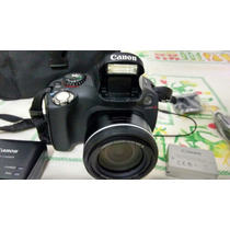 Câmara Canon Powershot Sx40 Hs+cart.16g+case+usb+bateria+cd