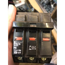 Interruptor Termomagnetico 3polos 70amp Tipo Qo Bticino