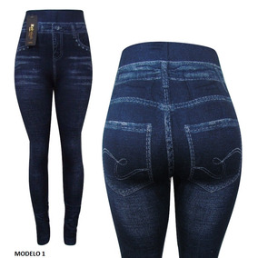 Calça Modeladora Legging Jeans - Promoção P/ Tempo Limitado!