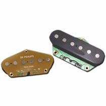 Microfono Ds Pickups Tele Bridge V Ds23 Bobina Simple
