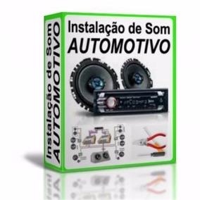 (ebook) Curso Som Automotivo, E Módulos Amplificador