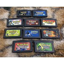 Fitas De Gameboy Advance