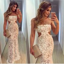 Vestido Longo De Festa Formatura Madrinha #vl9 Casamento